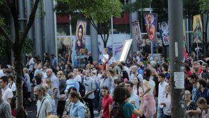 Spasovdanska litija uprkos merama: Crkva radi isto što i država