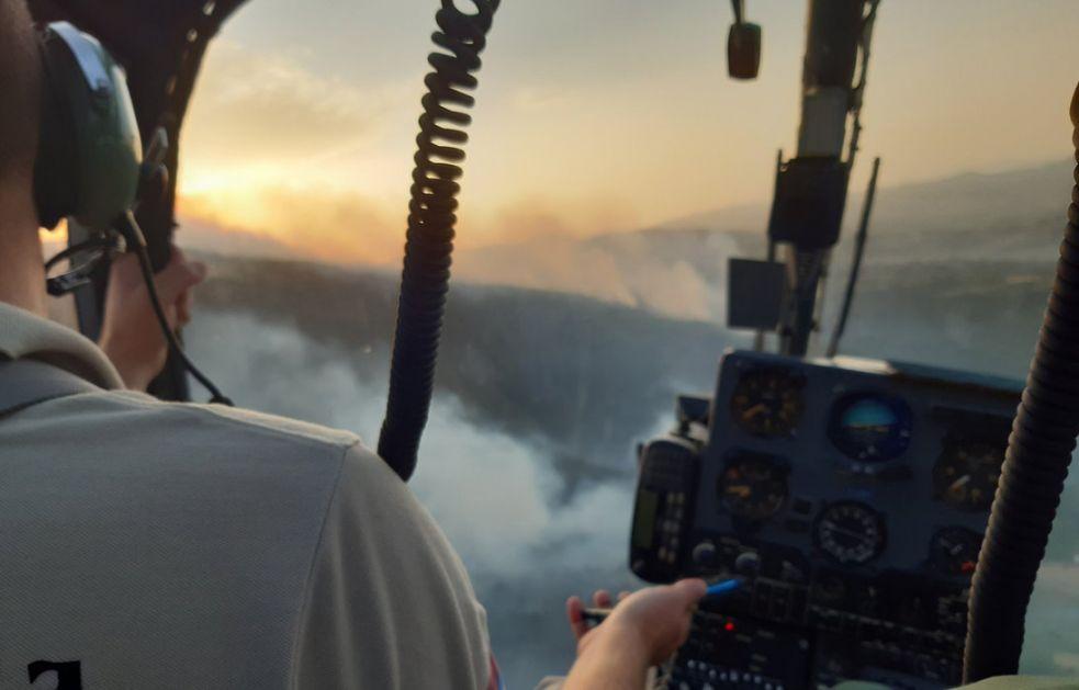 Spasovski zahvalio Srbiji za pomoć u gašenju požara