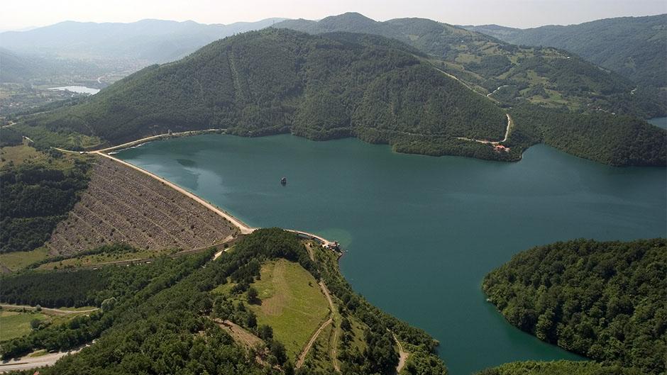 ROSU na severu Kosova, Tači se provozao jezerom Gazivode