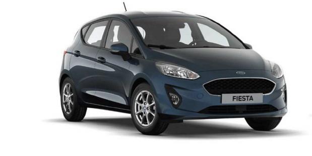 Specijalna ponuda za Ford Fiestu, Focus i EcoSport