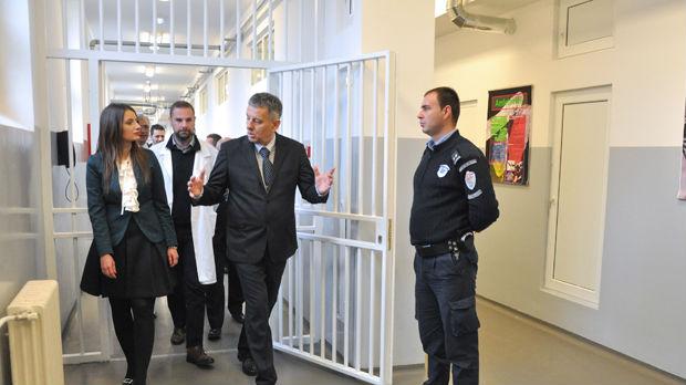Specijalna zatvorska bolnica kompletno renovirana