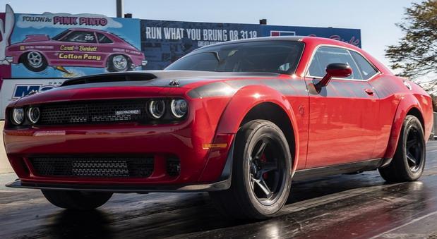 Speedkore Dodge Challenger SRT Demon