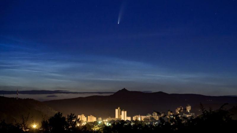 Spektakl na nebu: Pored Zemlje prolazi kometa