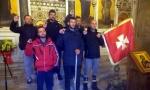 Spektakularan doček za hodočasnike koji su se iz Beograda UPUTILI NA LITIJE (VIDEO)