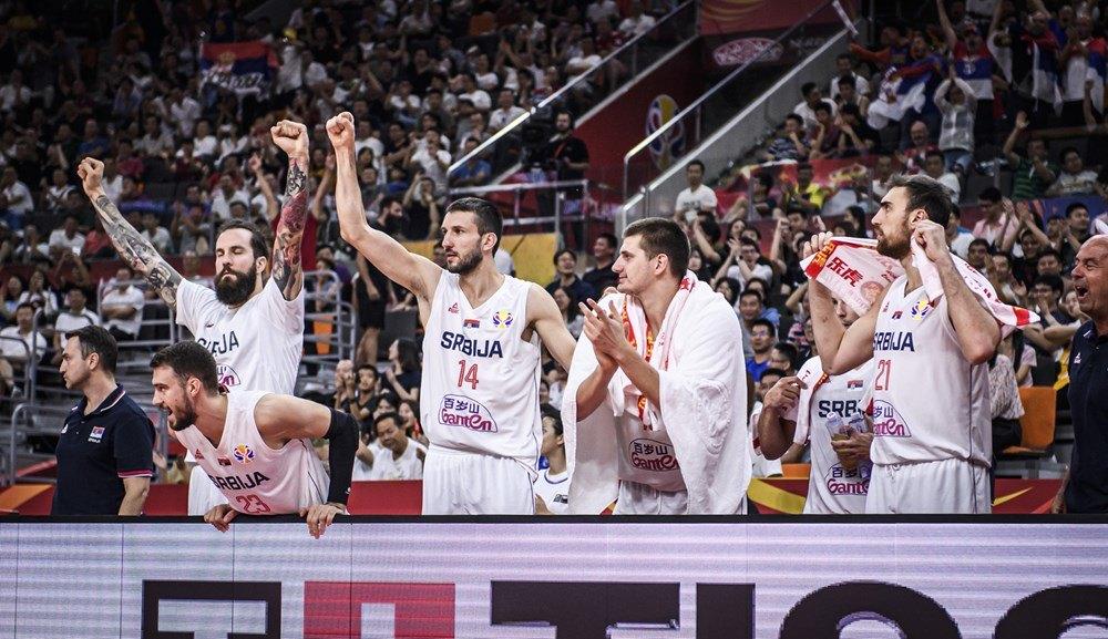 Splićanin u hrvatskom dresu navijao za Srbiju protiv SAD