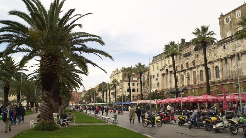 Split: Najhladniji majski dan u istoriji