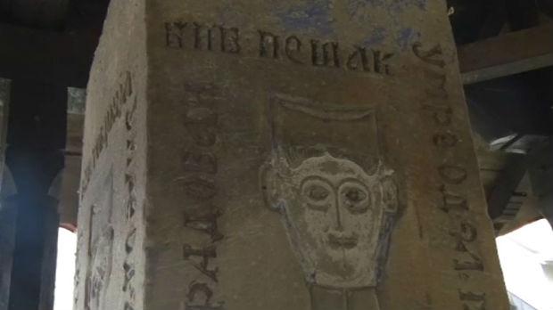 Spomenici krajputaši čuvaju duše stradalnika