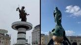 Spomenici na Balkanu: Da li je Beograd nadmašio Skoplje