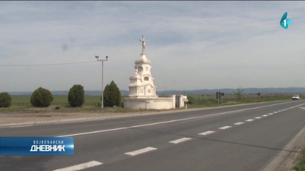 Spomenik Kipovi - večna uspomena na sprečavanje epidemije kuge u Sremu