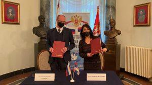 Sporazum Filološkog fakulteta i Ruskog doma
