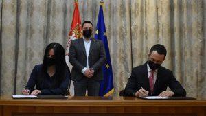 Sporazum o naučnoj i kulrurnoj saradnji Istorijskog arhiva Požarevac i Istorijskog instituta Beograd