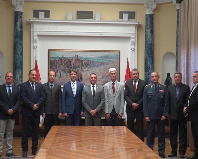 Sporazum o saradnji Ministarstva odbrane sa četiri fakulteta Beogradskog univerziteta
