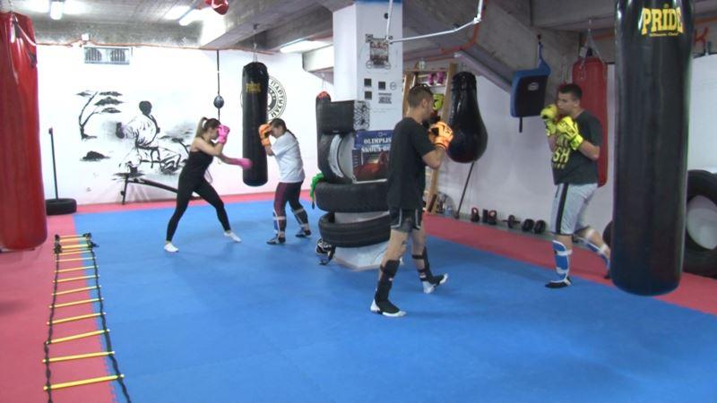 Sportisti borilačkih veština na Kosovu: Disciplina i vedar duh u uslovima pandemije