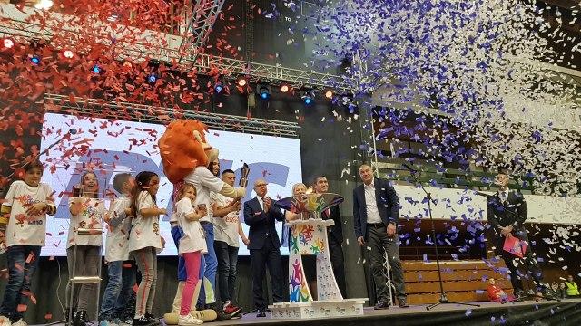 Sportske igre mladih za region svečano otvorene u Novom Sadu