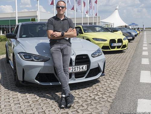 Sportski BMW i Porsche modeli na NAVAK-u