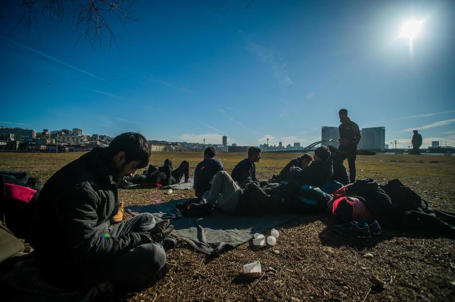 Sprečen ulazak 120 migranata iz Srbije u BiH