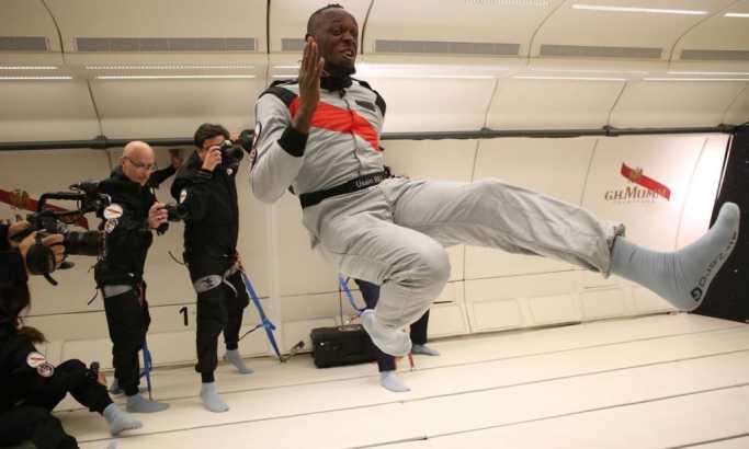 Sprema li se Bolt za sprint u svemiru?