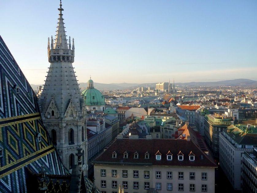 Srbe na vrbe u Beču