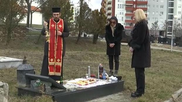 Srbi obišli groblja u južnom delu Kosovske Mitrovice i Prištini