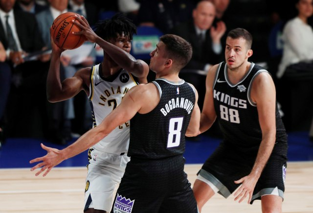 Srbi osvajaju NBA ligu VIDEO