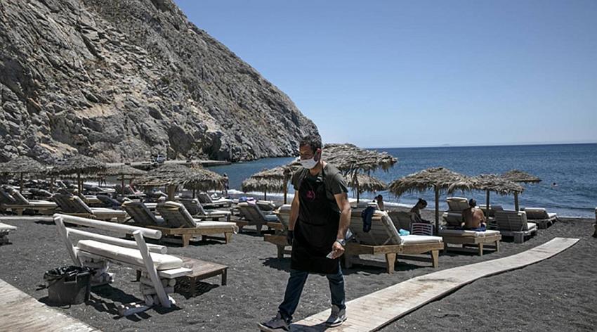 Razglednica iz Grčke: Ma kakvi turisti, ovde ne sme iz jednog u drugi grad, a iz kuće izlazimo samo uz SMS dozvolu