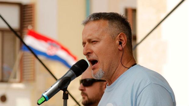 Srbi u Sloveniji traže da se zabrani Tompsonov koncert