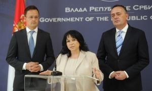 Srbija, Bugarska i Mađarska se pripremaju za Turski tok