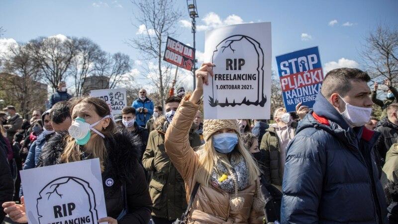 Srbija: Frilenseri tražili od Dačića da se obrate poslanicima