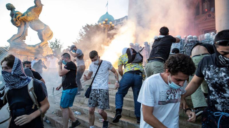 Srbija: NVO traže javnu preporuku za smenu direktora policije