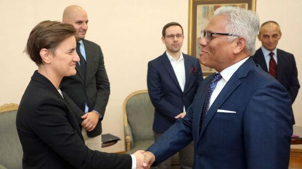 Srbija ceni principijelan stav Indonezije po pitanju KiM
