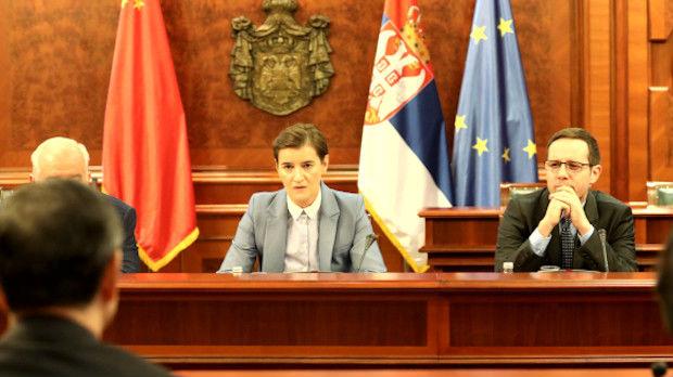 Srbija ceni ulogu Kine u poštovanju i odbrani međunarodnog prava