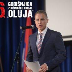 Srbija danas glasno tuguje: Ministar odbrane poslao poruku srpskom narodu - rane Oluje ne mogu da zacele