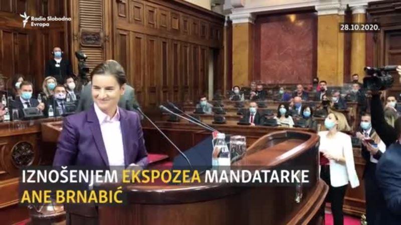 Srbija dobila novu Vladu