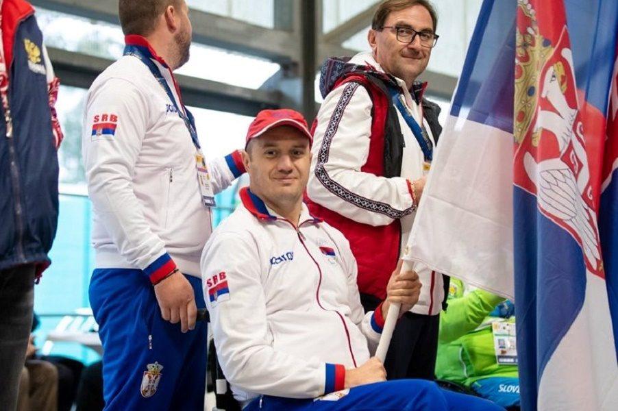 Srbija ekipni šampion sveta, Ristiću srebro