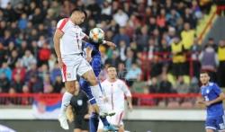 Srbija golom Mitrovića u 90. minutu pobedila Paragvaj u prijateljskom meču