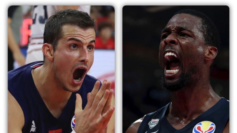 Srbija i Amerika: Utešno finale posrnulih favorita
