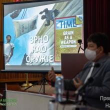 Srbija i GMO - proslost, sadasnjost i buducnost - prof. dr Miodrag Dimitrijevic (prezentacija)