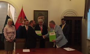 Srbija i Pakistan potpisali ugovor o sportskoj saradnji: Boks novi most višedecenijskog prijateljtva