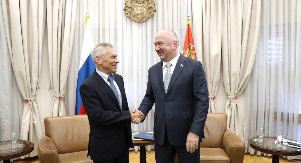Srbija i Rusija intenzivno razvijaju saradnju u oblasti inovacija