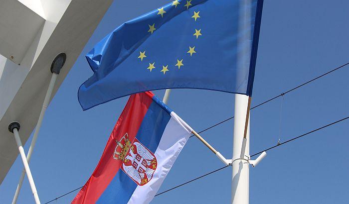 Srbija i Španija napustile skup u Beču zbog delegacije iz Prištine