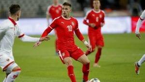 Srbija bez Jovića i Tadića protiv Luksemburga
