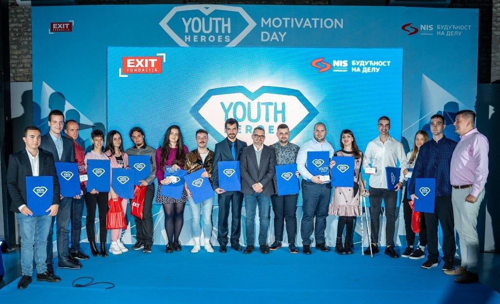 Srbija ima novu generaciju mladih heroja