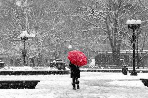 Srbija je u crvenom: Prete nam ledena kiša i nove snežne padavine