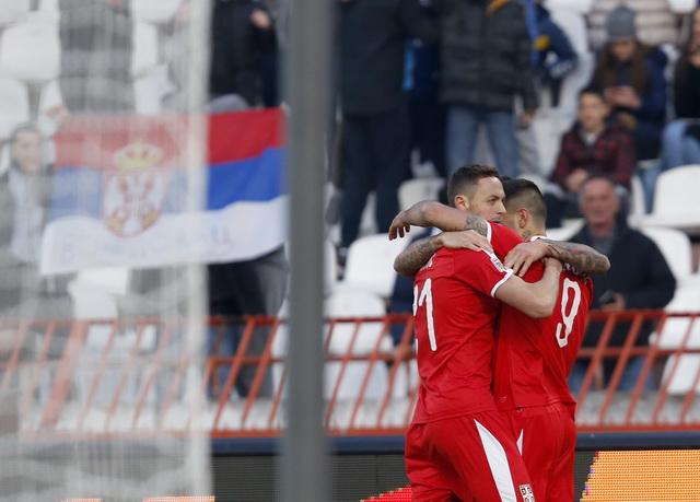 Srbija na korak do plej-ofa i Lige B, Crnogorci pretili, na kraju su ipak otpisani! (video)
