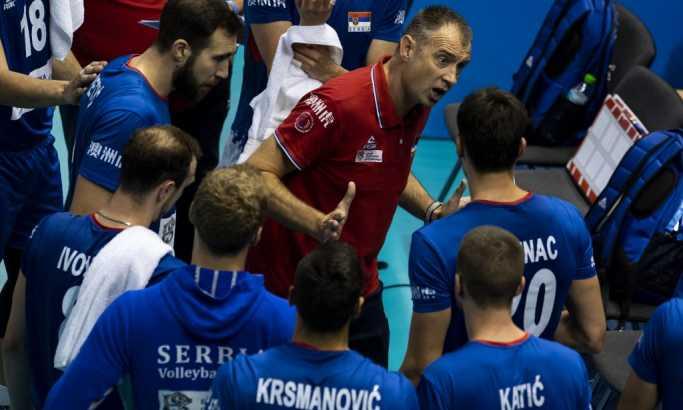 Srbija na startu EP protiv Nemačke, na kraju sa Austrijom