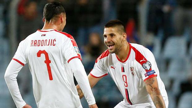 Srbija napredovala do 29. mesta na Fifa rang listi