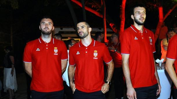 Srbija nastavlja Eurobasket sa igračem manje!