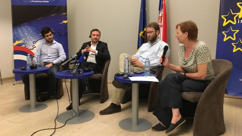 Srbija ostaje tampon zona za migrante