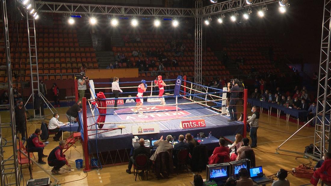 Srbija osvojila najviše zlata na Kupu nacija u boksu za juniore