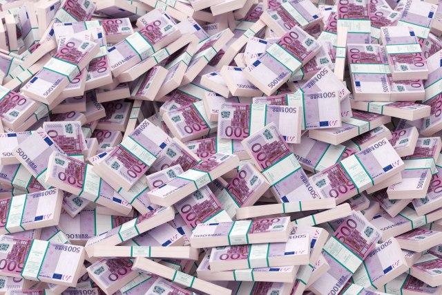 Srbija po doznakama treća u Evropi: Iz inostranstva stiglo 2,9 milijardi evra